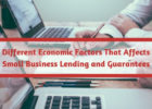 Different Economic Factors That Affects Small Business Lending and Guarantees