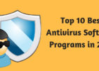 Top 10 Best Antivirus Software Programs in 2019