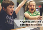 4 Games that Don't Allow Boredom to Hijack You