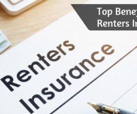 Top Benefits Of Renters Insurance