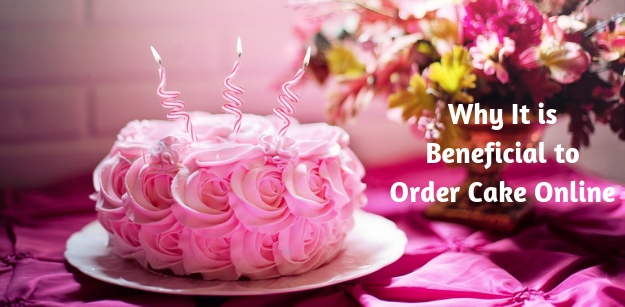 Why It is Beneficial to Order Cake Online