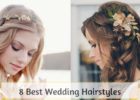 8 Best Wedding Hairstyles