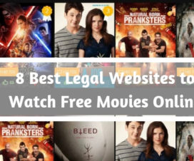 8 Best legal websites to watch free movies online