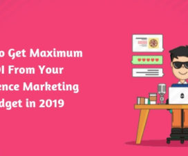 How to Get Maximum ROI From Your Influence Marketing Budget in 2019
