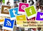 Social Media - A Part of Your Online Marketing