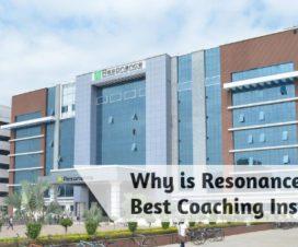 Why is Resonance Kota the Best Coaching Institute