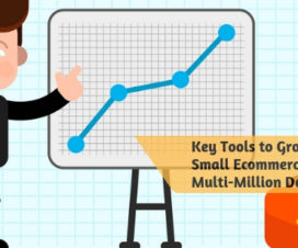 Key Tools to Grow From A Small Ecommerce Startup to A Multi-Million Dollar Business