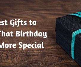 8 Best Gifts to Make That Birthday Cake More Special