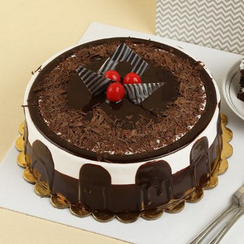 Palatable Black Forest Cake