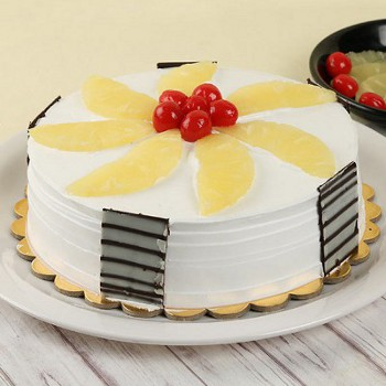 Tasty Pineapple Cake
