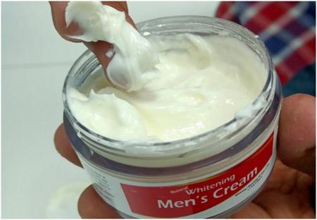 glowing skin cream