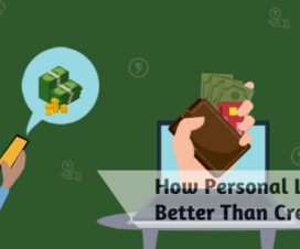 How Personal Loans Are Better Than Credit Cards