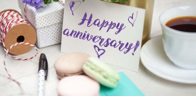 5 Romantic Anniversary Gift Ideas