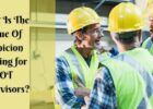 What is The Value Of Suspicion Training for DOT Supervisors