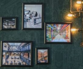 5 Ways to Create the Perfect Workplace with Wall Arts
