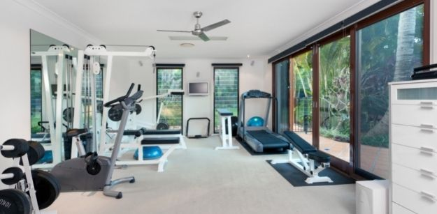 Get Your Summer Body Ready With a Home Gym