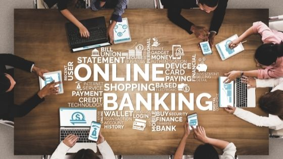 Who offers digital banking